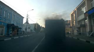 Автобусы в Рузе Заповедной...