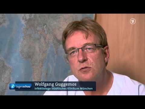 Virus-Epidemie in Westafrika: Ebola Patient in Leipzig eingetroffen