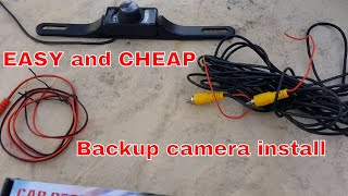 Video How to install a Backup camera on Dodge Ram download MP3, 3GP, MP4, WEBM, AVI, FLV Maret 2018
