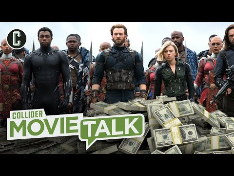 Avengers: Infinity War on Pace to Make Infinity Dollars in Ticket Pre-Sales - Movie Talk