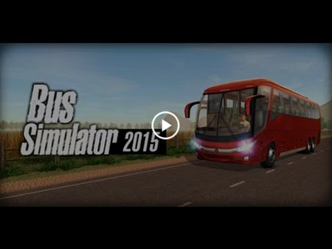 bus simulator game 2015   android ios gameplay trailer
