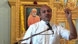 SAMARPAN # 20: NOVEMBER 2016: Talk by Shri VEDANARAYANAN