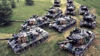 Танки в бою  Батальон