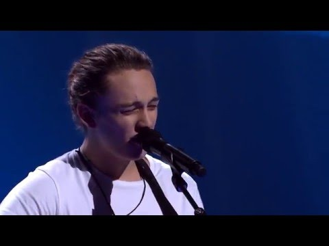 Mitch Gardner sings 'Only Love' | The Voice Australia 2016