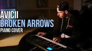 Avicii - Broken Arrows (Piano Cover by Marijan)