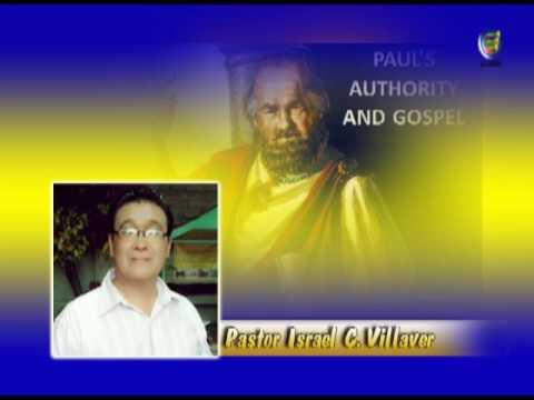 Paul's Authority and Gospel