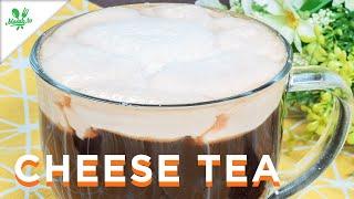 Resep Teh Keju - Cheese Tea Recipe