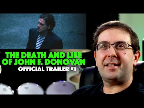 REACTION! The Death and Life of John F. Donovan Trailer #1 – Natalie Portman Movie 2019