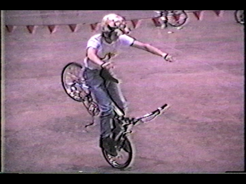 Aggro Culture The Video (Old School BMX Freestyle )