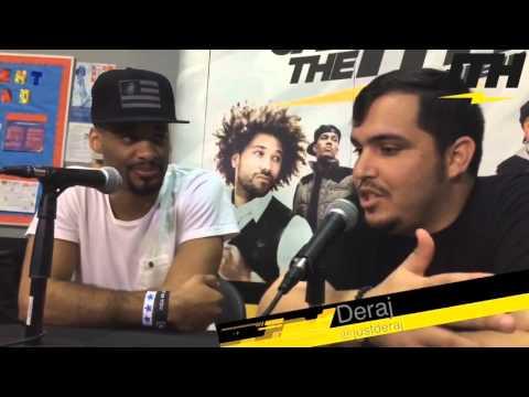 Deraj talks new EP with B. Cooper