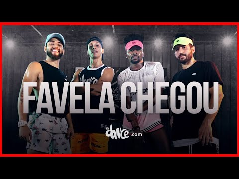 Favela Chegou - Ludmilla ft. Anitta | FitDance SWAG (Official Choreography)