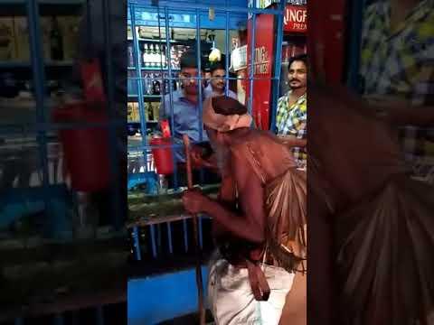 Mahima Alekh Joronda Baba Drinking Foreign Liquor from On Shop