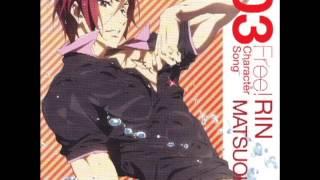02 Aqua Gate Rin Matsuoka  Character Song
