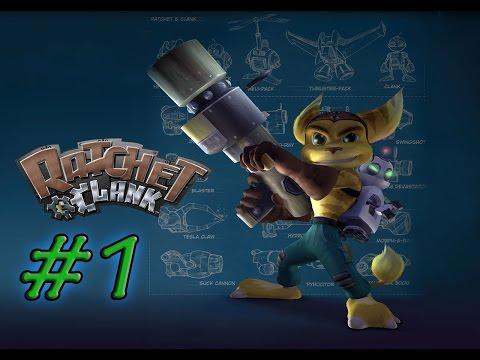 Ratchet & Clank PS4 Прохождение На Русском #5 — ГОНКА СКЕЙТЕРОВ