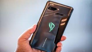 Asus Rog phone Novo celular gamer