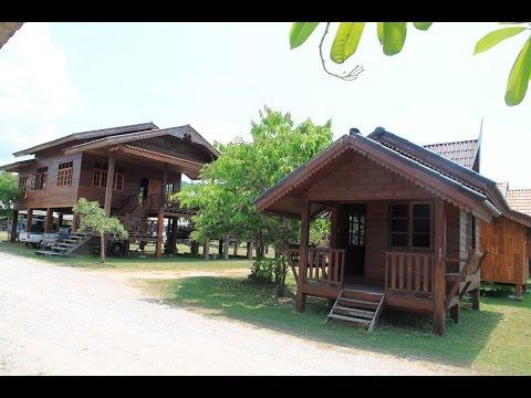บ้านน็อคดาวน์ บ้านไม้ บ้านสำเร็จรูป ทรงไทย ระยอง หลวงปู่เรือนไทย 087- 617 4014