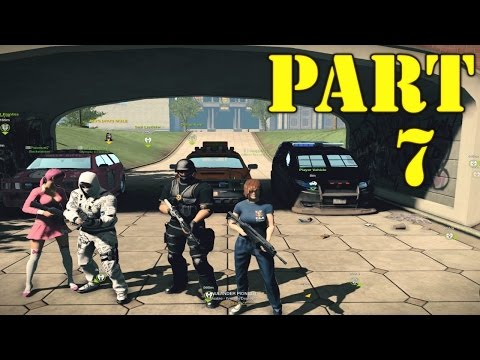 The FGN Crew Plays: APB Reloaded Part 7 - Man Down! (PC)