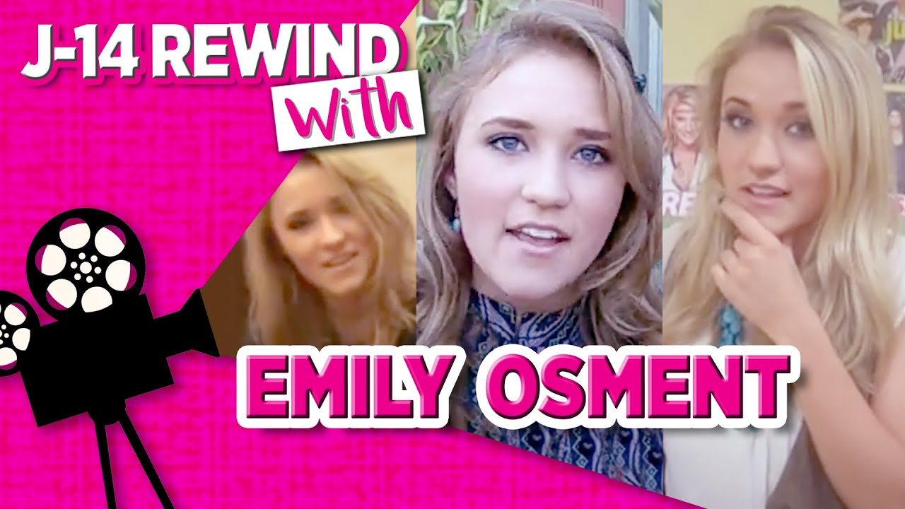 Emily Osment Talks Hannah Montana Movie in Old Interviews | J14 Rewind