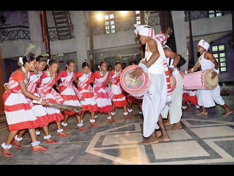 Sarhul dance chhattisgarh