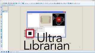 Proteus Library Part Import from Ultra Librarian