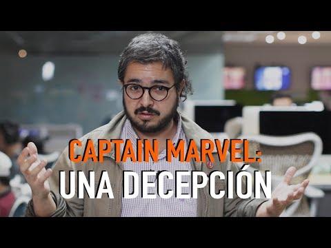 Crítica: ¿Por qué es tan decepcionante Capitana Marvel?