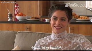 Tini Stoesselin Hikayesi♡ \Violetta\ (Türkçe Altyazılı)-2016