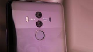 Huawei Mate 10 Pro   Primeiras impressões do novo topo de gama
