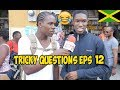 Trick Questions In Jamaica Episode 12 [ Morant Bay St Thomas] MERRY CHRISTMAS FANS!!!!