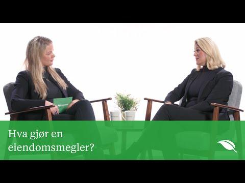 Hva gjør en eiendomsmegler? | Krogsveen