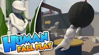 El nivel de Miley Cyrus!! - #02 - Human Fall Flat con Naishys (PC 60FPS)