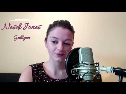 Nesdi Jones - Galliyan Unplugged by Shraddha Kapoor Bollywood Cover