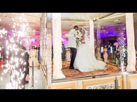An Epic Wedding Entrance (Gifty & Kevin)