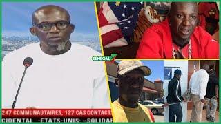 A. Diouf revient sur les tristes conditions de son rappatriement