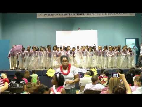 2012 Spring Concert (HD) - Paterson Charter School for Science & Technology
