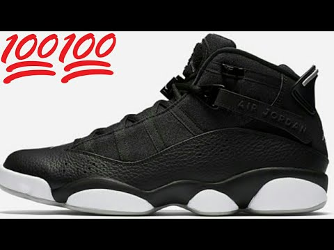 0990aec5001 JORDAN 6 RINGS REVIEW MUST WATCH CHECK DESCRIPTION - YouTube