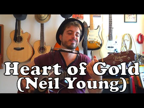 Detail for Neil Young - Heart of