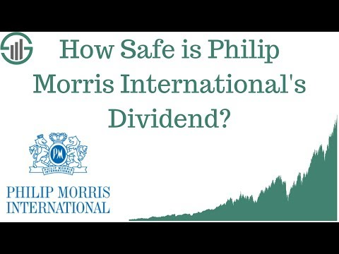 How Safe is Philip Morris International's Dividend?