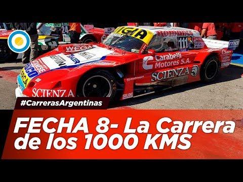 #CarrerasArgentinas - Turismo Carretera - La Carrera de los 1000 kms (8 de 8)
