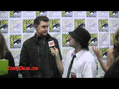 SDCC 2011: Psych Timothy Omundson Interview