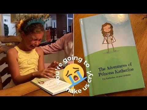 Dad Turns Bedtime Story About Daughter Into Book