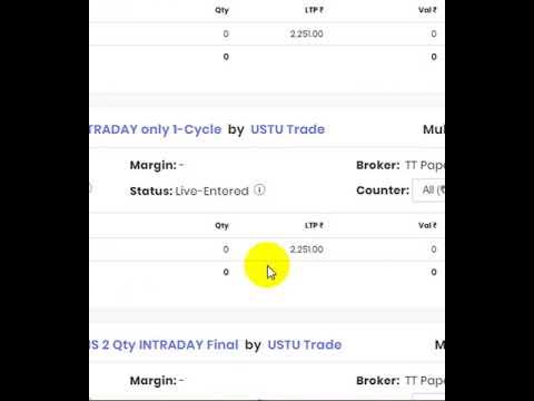 Best algo trading platform
