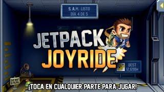 Misiles, electrocutadores, cientificos y Jetpacks! - Jetpack Joyride
