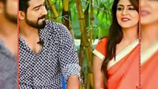 New video of rahulikha  (Rahul ravi and malavika wales ) from loveratri movie