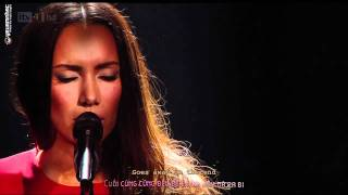 [Lyric+Vietsub YANST] Hurt (The X Factor Final 10 Dec 2011) - Leona Lewis