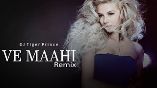 Presenting the new remix song ve maahi was sung by arijit singh, asees kaur & dj tiger prince thanks for watching this video love you all more v...