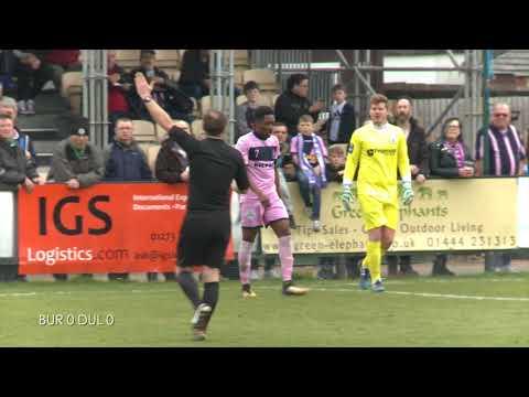 The Non League Show: Burgess Hill v Dulwich Hamlet NLS (08.04.18)