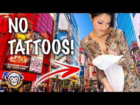 11 Things NOT to do in Japan