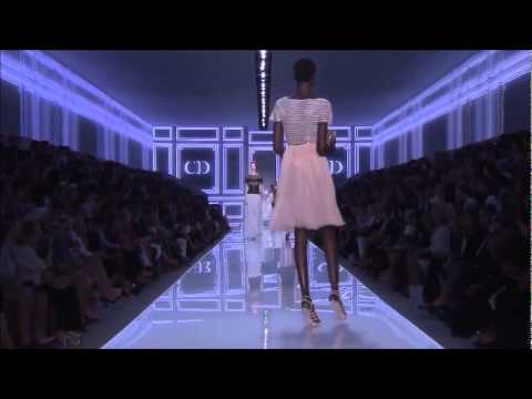 Christian Dior Spring Summer 2012 Full Show with names