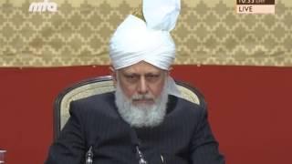 Jalsa Salana Qadian 2015׃ Concluding Session with Address by Khalifa Of Islam