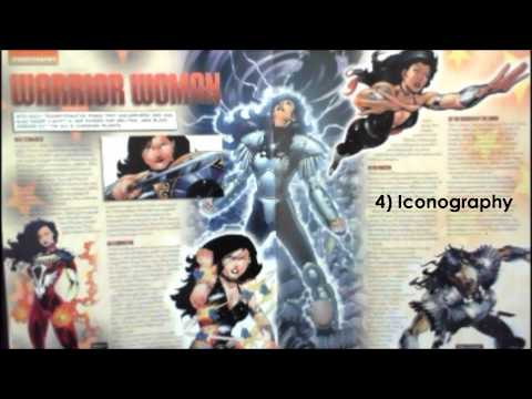 "Issue 22 - Donna Troy ""MonkeyBoy"" Reviews DC Comics Super Hero Collection by Eagle"